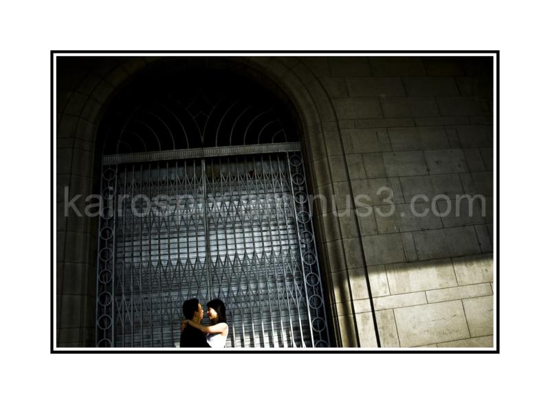 Outdoor shoot at City Hall - #013