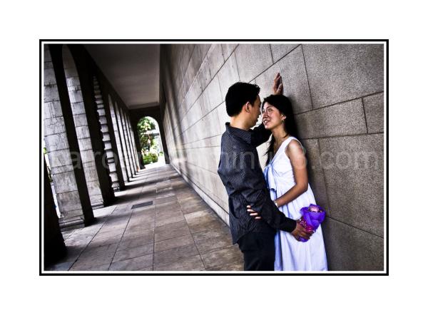 Outdoor shoot at City Hall - #021