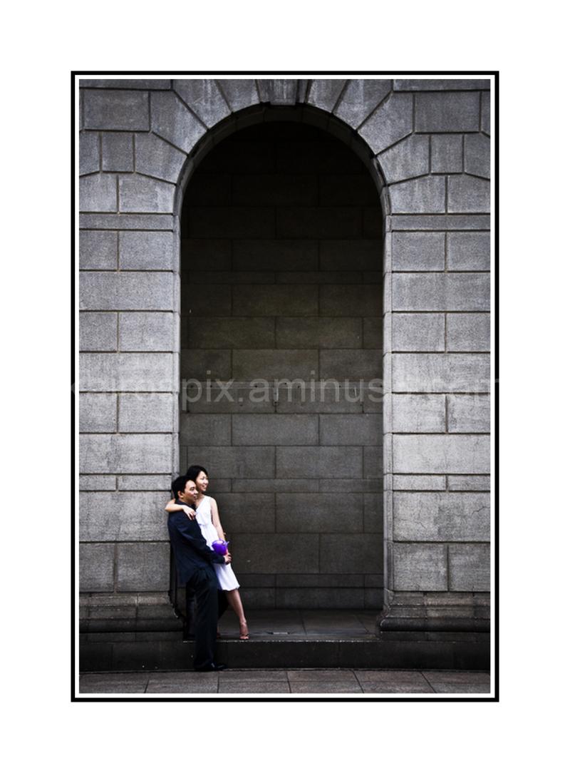 Outdoor shoot at City Hall - #024
