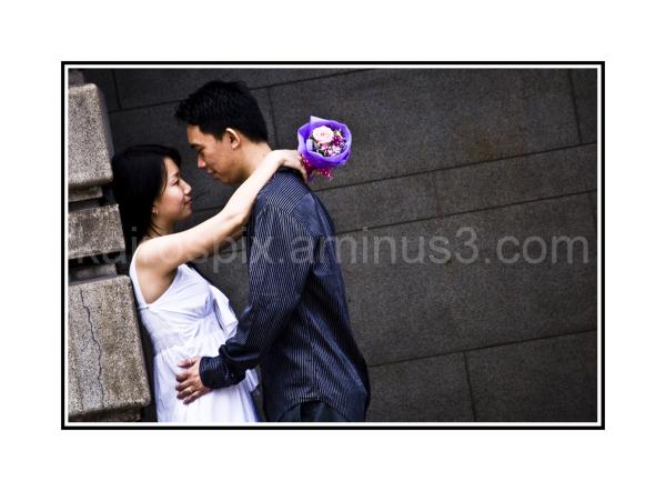 Outdoor shoot at City Hall - #028
