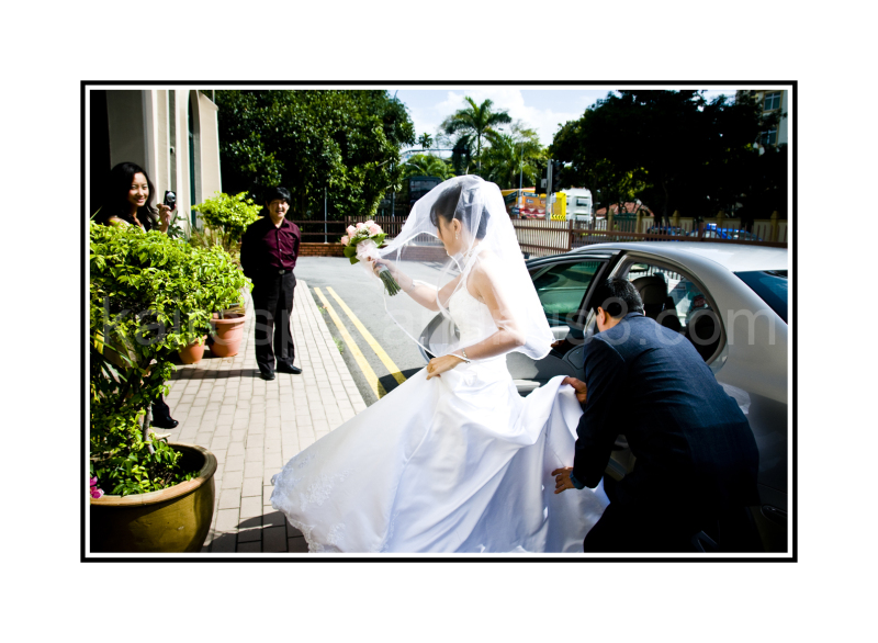 Before the wedding - #032