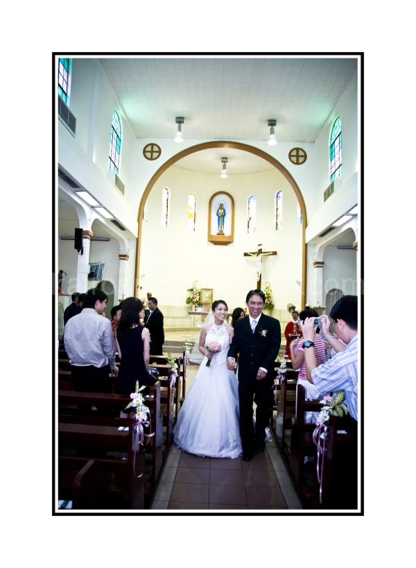 During the wedding - #012