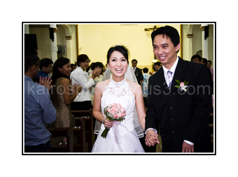 During the wedding - #013