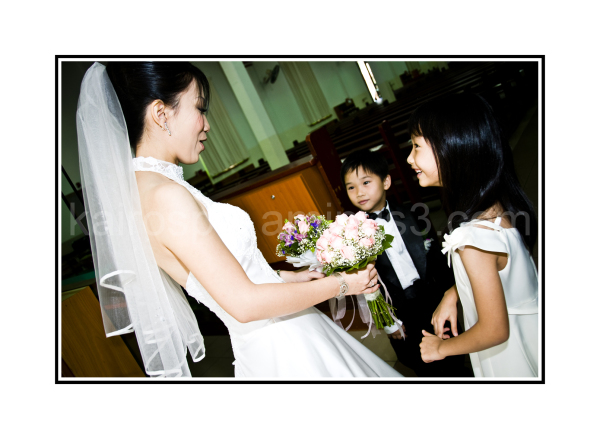 After the wedding - #001