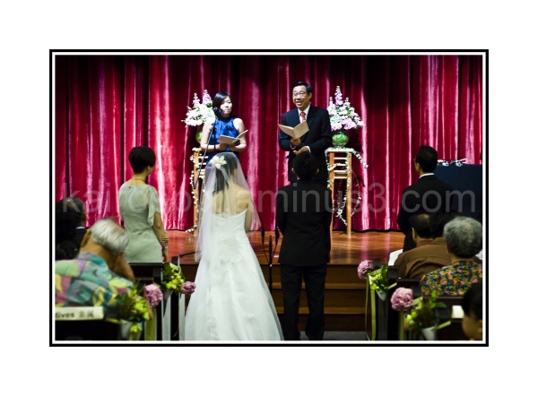 Wedding at the church - #010