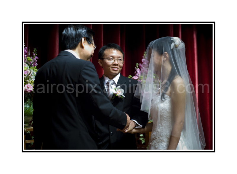 Wedding at the church - #013