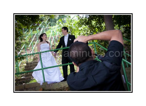 Pre-Wedding Outdoor Shoot - #001