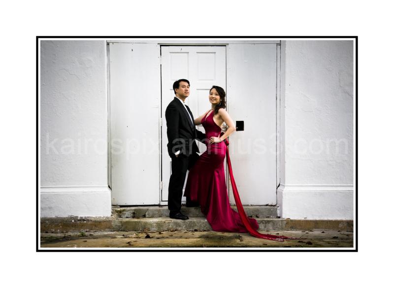 Pre-Wedding Outdoor Shoot - #014
