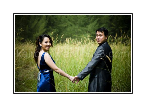 Pre-Wedding Outdoor Shoot - #021