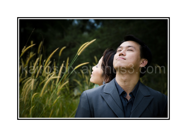 Pre-Wedding Outdoor Shoot - #026
