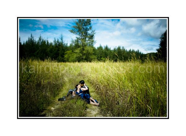 Pre-Wedding Outdoor Shoot - #033