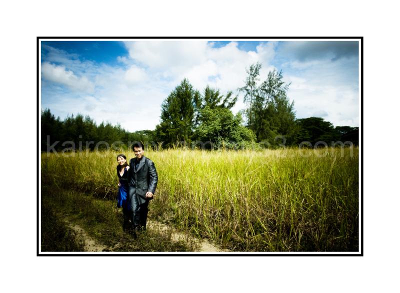 Pre-Wedding Outdoor Shoot - #034