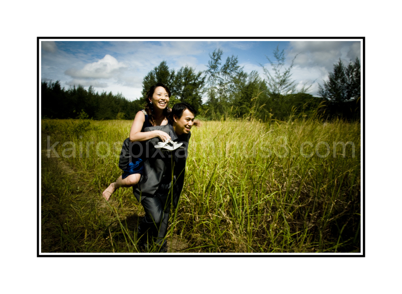 Pre-Wedding Outdoor Shoot - #035