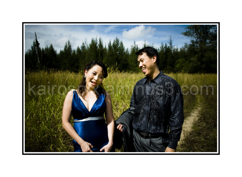 Pre-Wedding Outdoor Shoot - #036