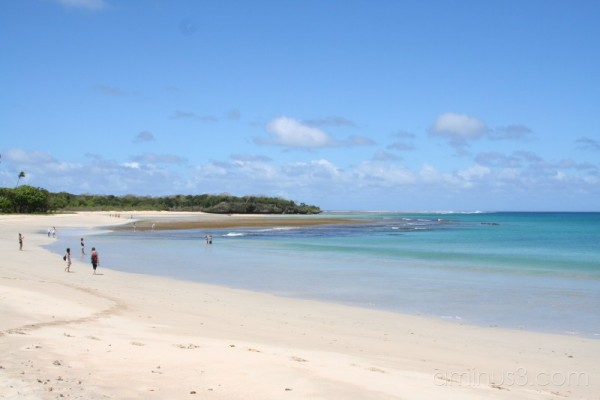 Bourewa beach Fiji