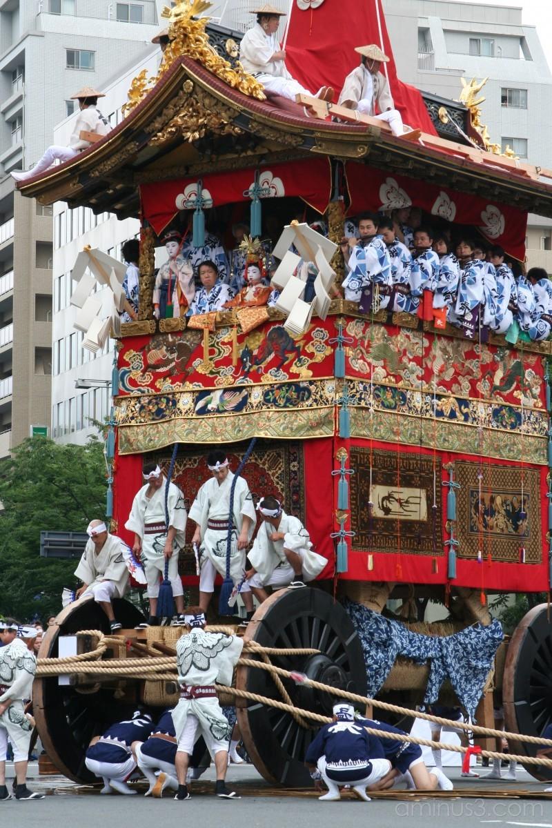 Gion Matsuri - Yamaboko Junko series