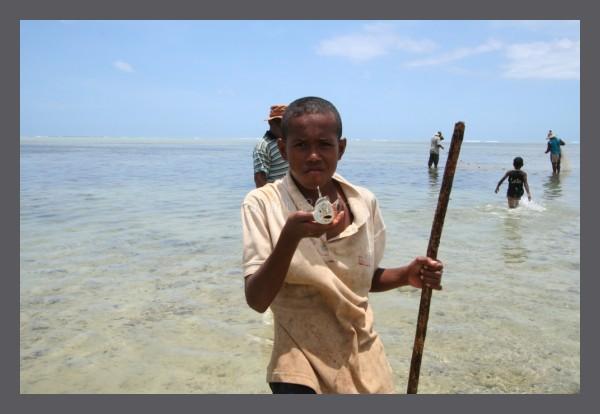 Fishing in Bourewa