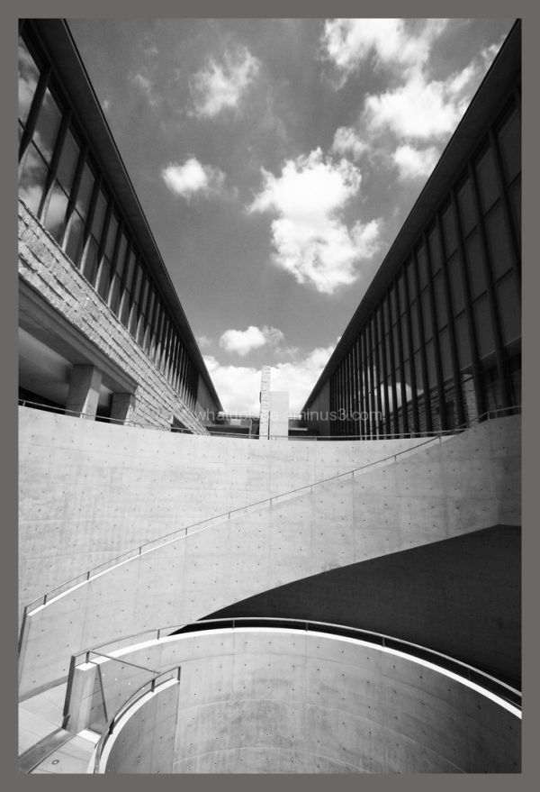 Hyogo Prefectural Museum of Art by Tadao Ando