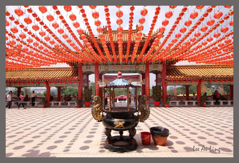 Thean Hou temple, Malaysia