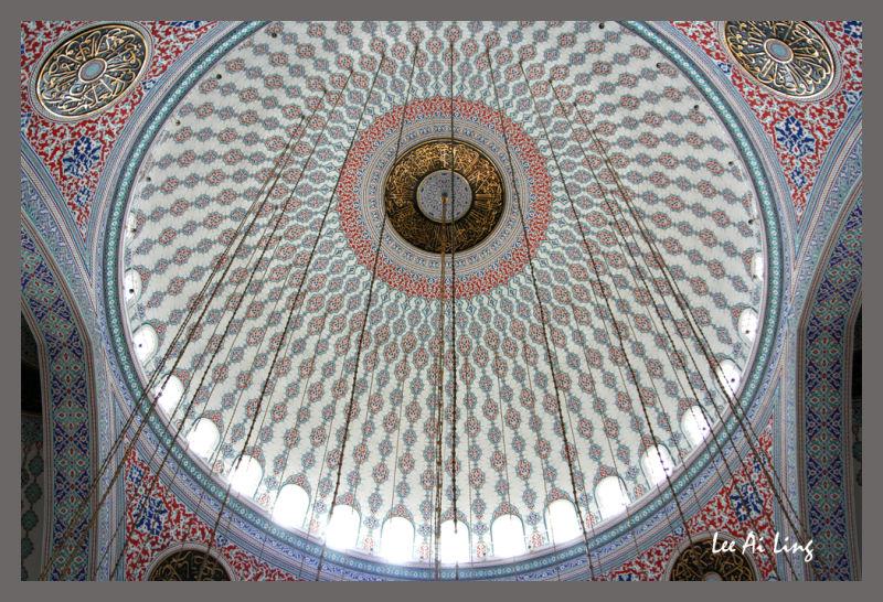 Kocatepe Mosque Ankara Turkey