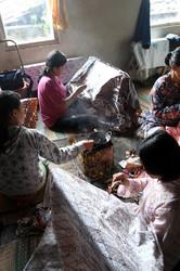 Batik Garut Indonesia