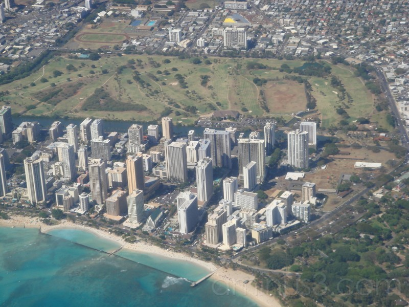 Honolulu Waikiki Development