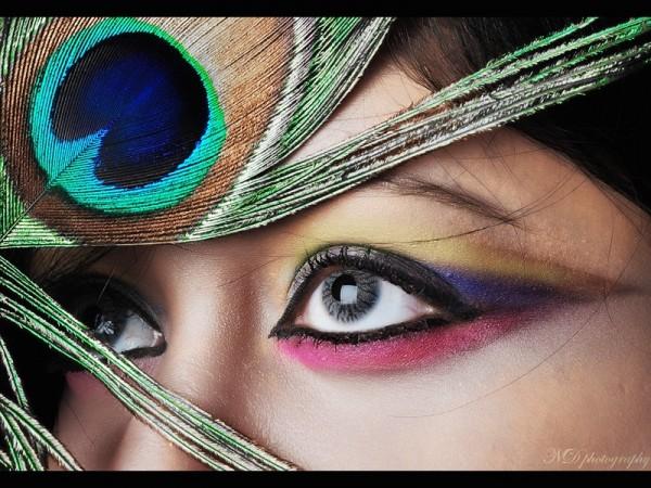 perfect vivid eyes ...