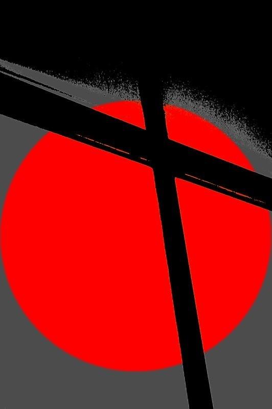 křížek a kolečko