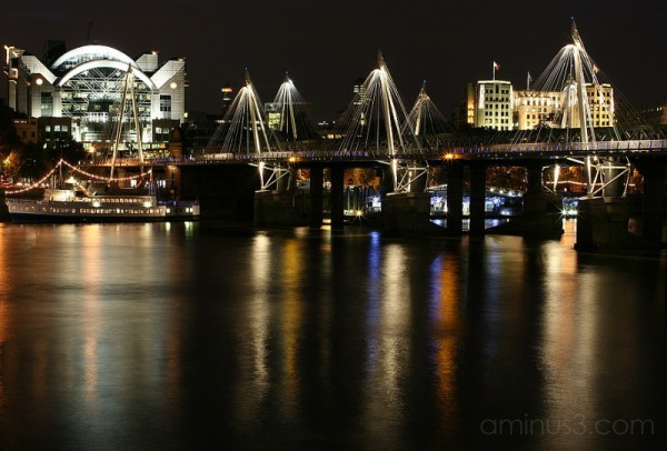 London by night 1