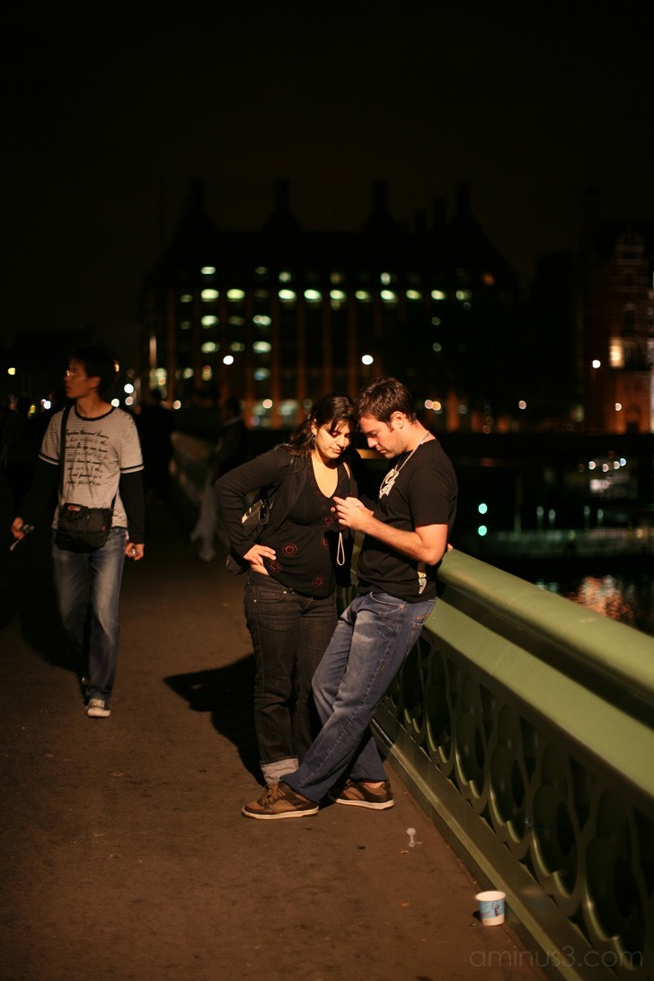 London by night 8