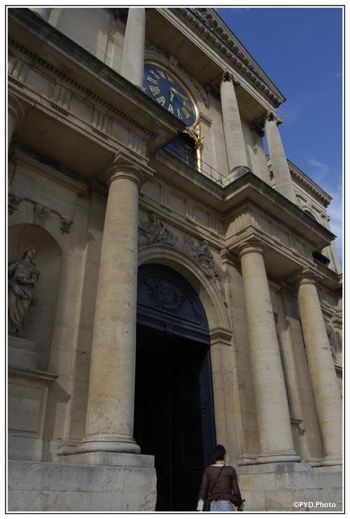 Eglise Notre Dame - Versailles