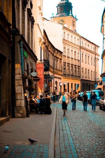 Kraków, Hotel Q, Wisła, Polska, Bracka street