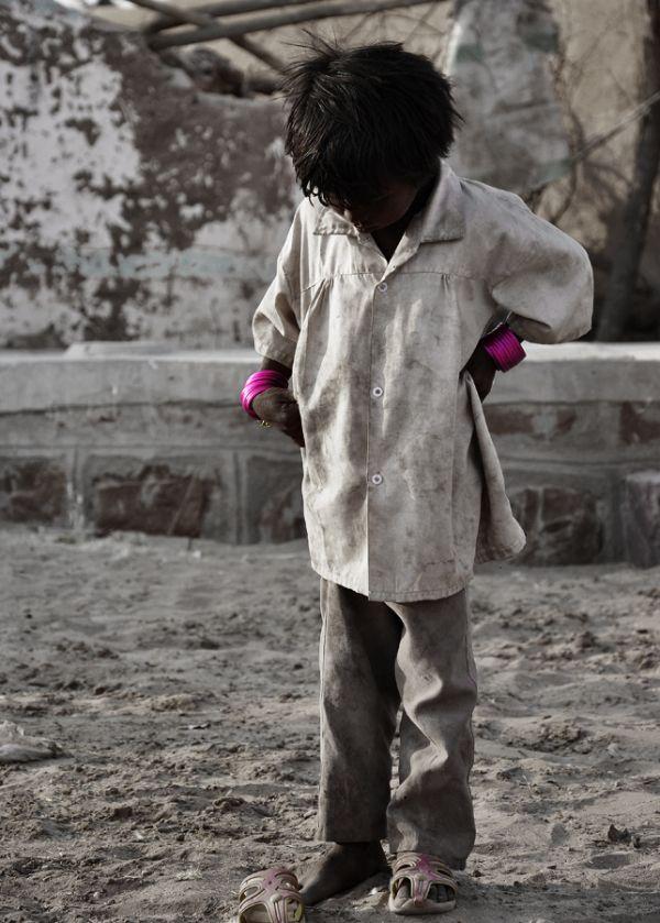 Jaisalmer Bangle Girl