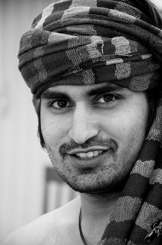 Swapnil in turban