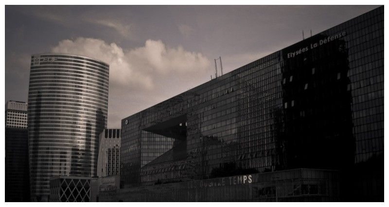 Elysées la Défense-Les Quatre Temps