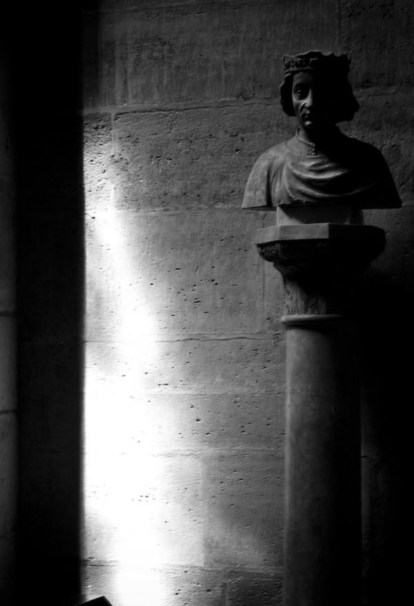 Shadow man.