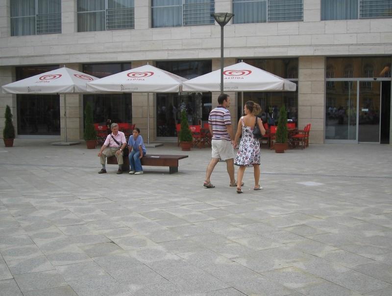 Hungary Carnevale 2007 Porcsin Debrecen square