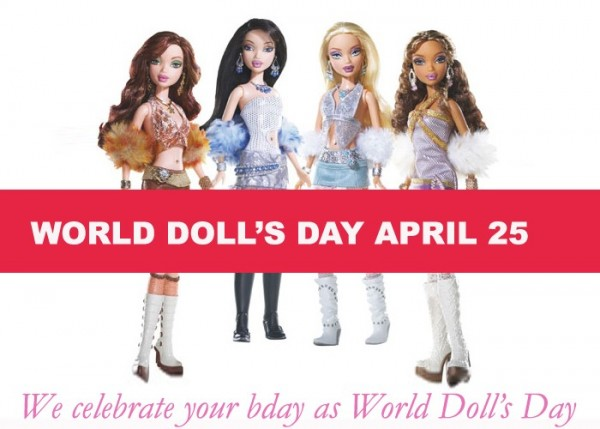 World Doll's Day