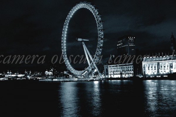 London Eye, Westminster Bridge