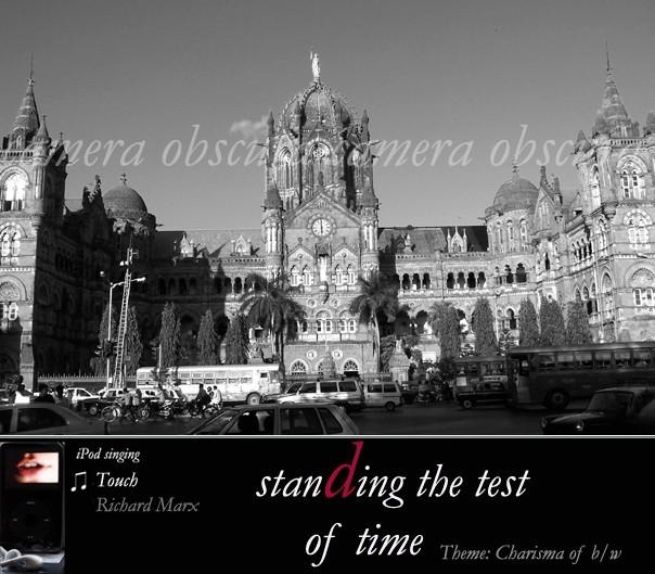 Black & White, Pranshu Joshi, Bombay, VT