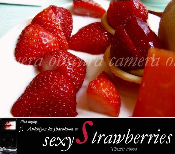 Pranshu Joshi, Strawberries