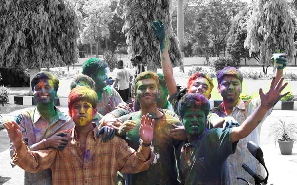 Holi Camera Obscura Pranshu Joshi