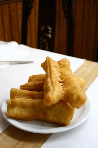bignè fritti vietnamiti