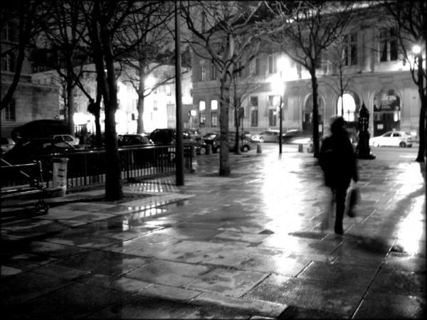St. Sulpice Sq. - Paris