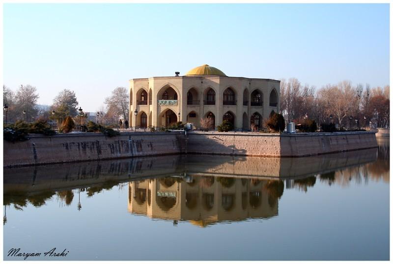 Tabriz , ILGoli