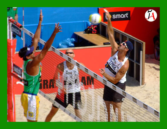 gilemard final beachvolley grand slam berlin 2008