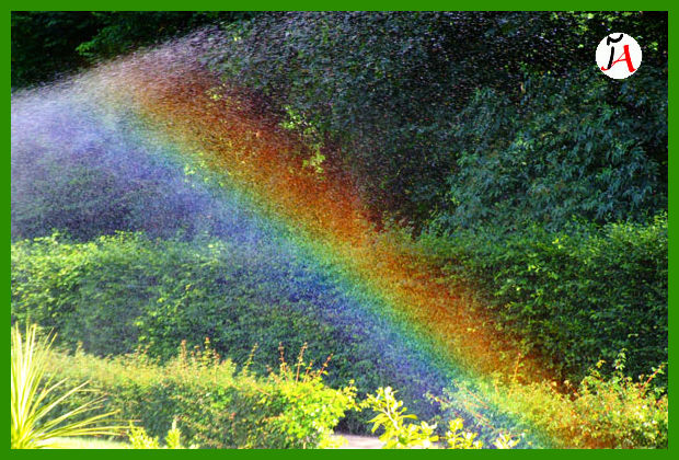 gilemard, rainbow in potsdam