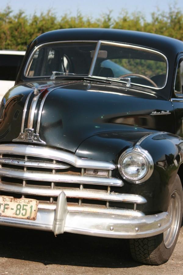 Old Pontiac - 1948