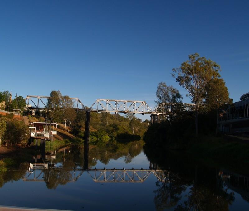 Early 20th century railway bridge