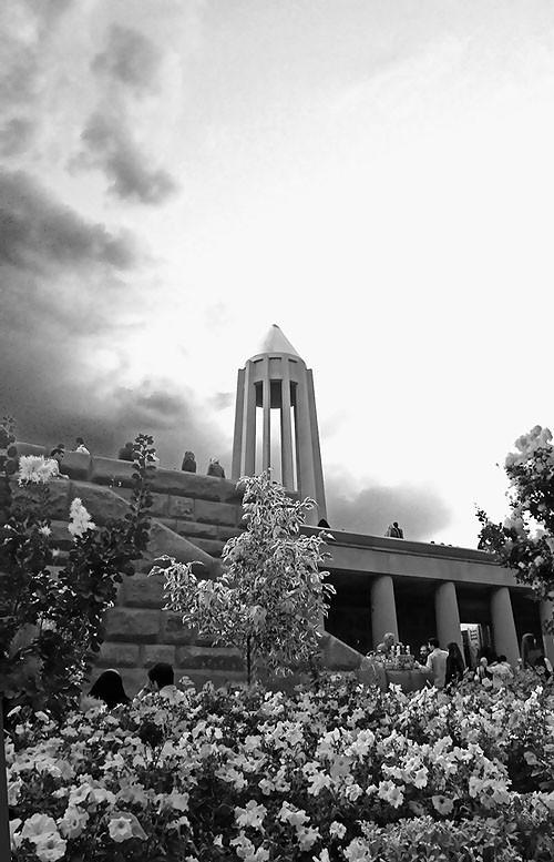 ABOO ALI SINA's Tomb